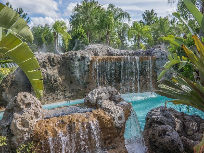 Piedras especiales para piscinas